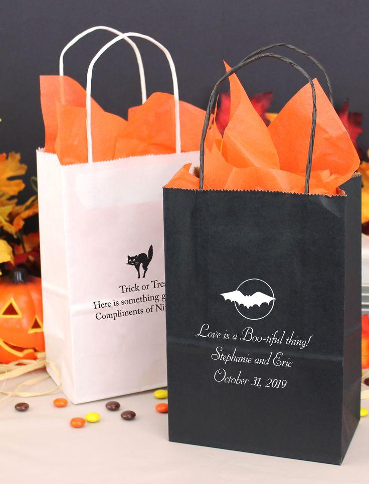 halloween paper bag activities