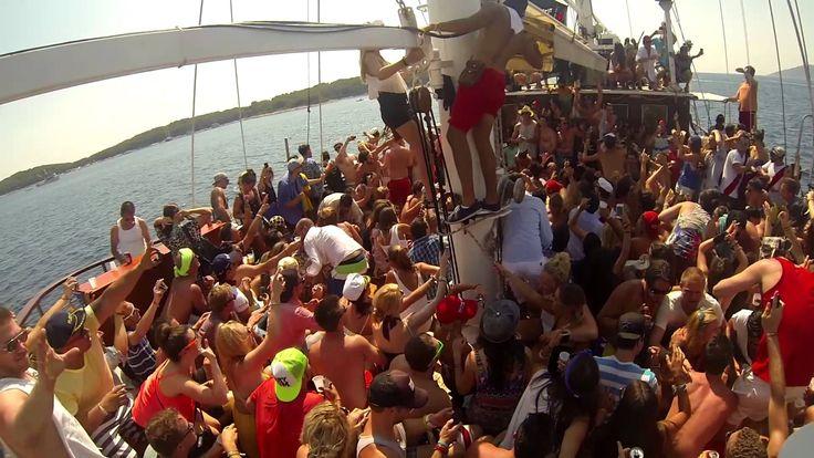 The Yacht Week - Croatia 2013 Week 28