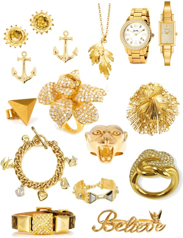 """All Gold Everything-Trinidad James"" by sarah-peebles ❤ liked on Polyvore"