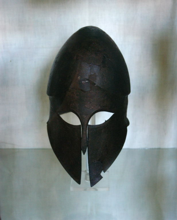 Ancient Greek Helmet, Type I