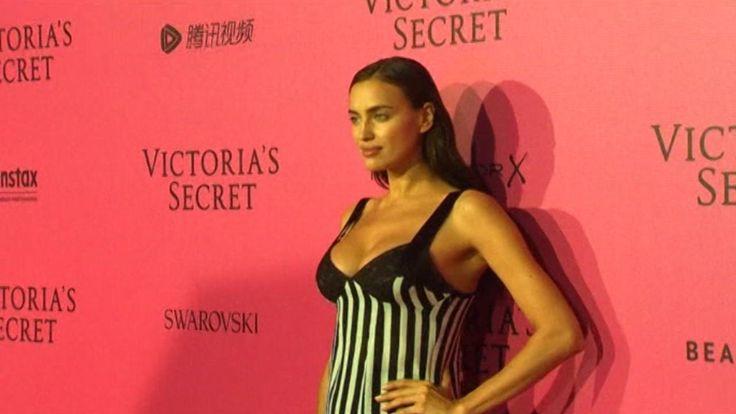 Video thumbnail, Pregnant Irina Shayk looks STUNNING on the red carpet