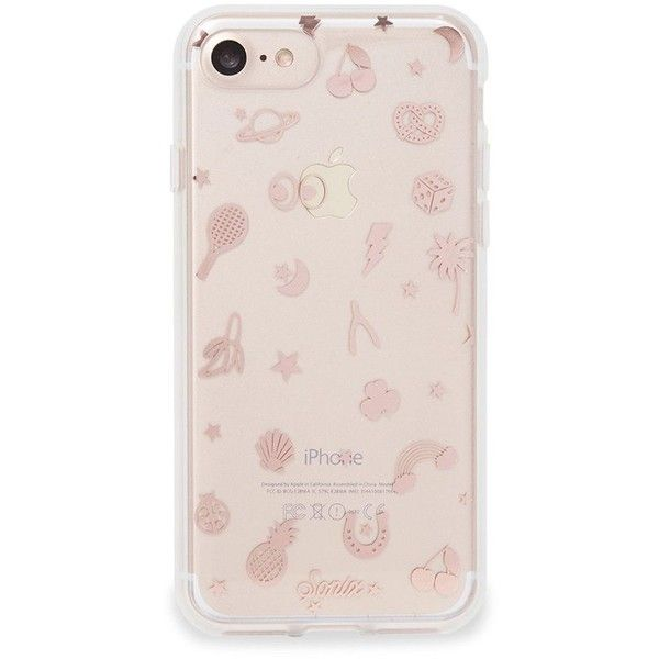 Sonix Icon iPhone 7 Case ($26) ❤ liked on Polyvore featuring men's fashion, men's accessories, men's tech accessories and neutral