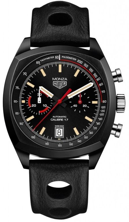 Tag Heuer CR2080.FC6375 Professional Sport Watch Monza 40th Anniversary. #tagheuer