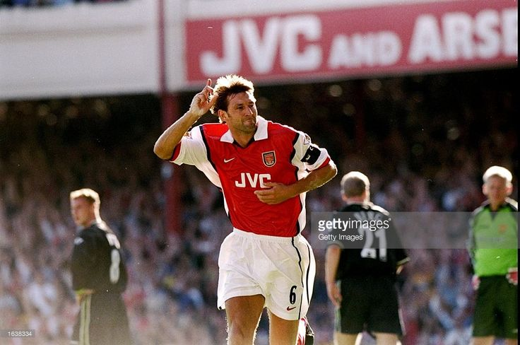 Find out what Tony Adams is doing now