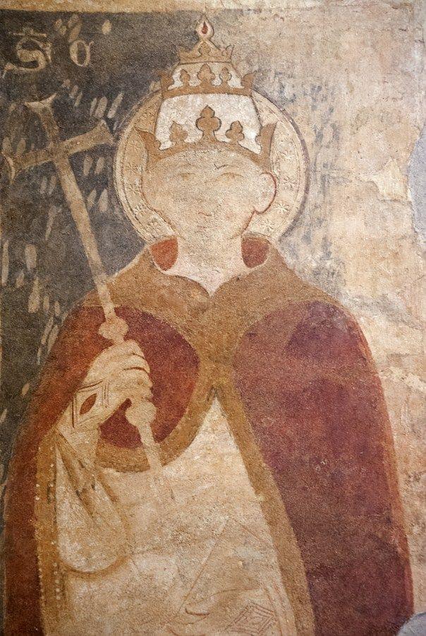 Dan Gemini. Abbazia di san Nicolò San Gregorio Magno