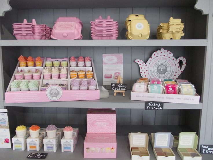 Our Bath Melts , Teabags and soap Collection  x