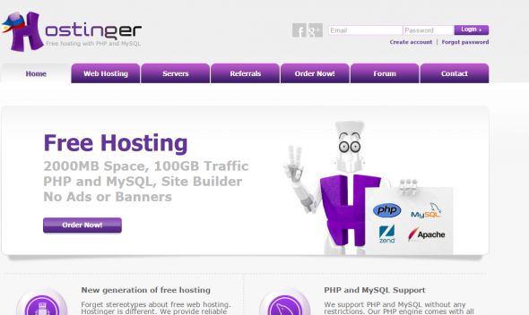 How to Get a Free Top Level Domain and Free Web-hosting in Nepal?