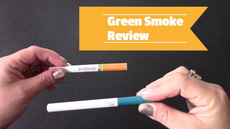 Green Smoke Highlights: Green Smoke electronic cigarettes are made for convenience, ease-of-use, and cleanliness. Using a two-piece cigarette, there's no need for cleaning. Green Smoke is the top end of electronic cigarettes. However, the price is more than justified by the ease and comfort you'll enjoy. Features: Only two pieces instead of three cartridges changing …