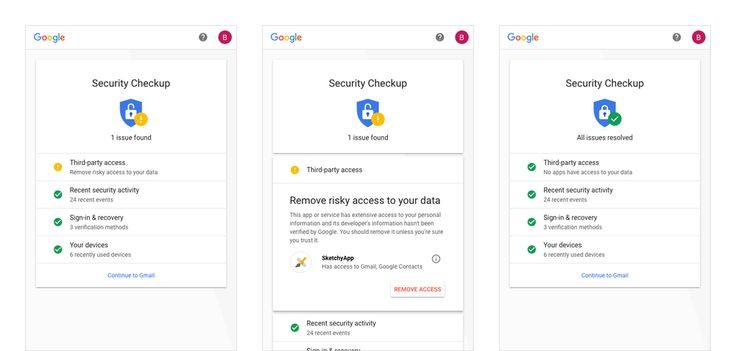 Learn about Google's refined Security Checkup identifies account vulnerabilities http://ift.tt/2x0Ysv4 on www.Service.fit - Specialised Service Consultants.
