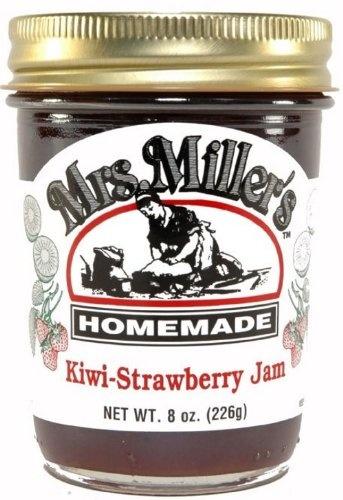 Mrs Millers Kiwi Strawberry Jam (Amish Made) « Lolly Mahoney
