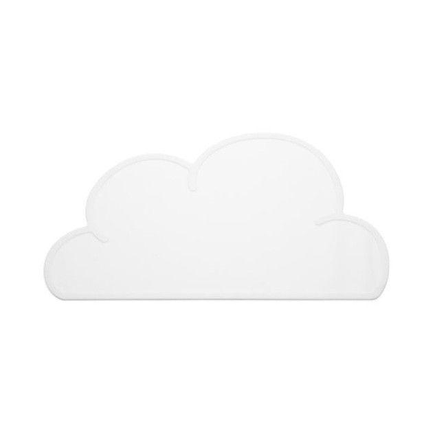 KG DESIGN - CLOUD PLACEMAT - WHITE