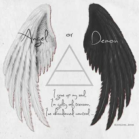 """Stranger in a Strange Land"" Thirty Seconds to Mars.  'Angel or demon, I gave up my soul. I'm guilty of treason. I've abandoned control.'"