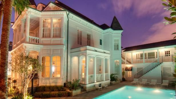 You've toured Jackson Square, savored beignets at Café du Monde and taken in jazz on Bourbon Street. Now it's time to kick back in the French Quarter's most elegant hotels.