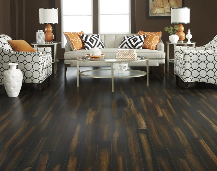 dark floors are the perfect choice for a modern style are stunning when paired with