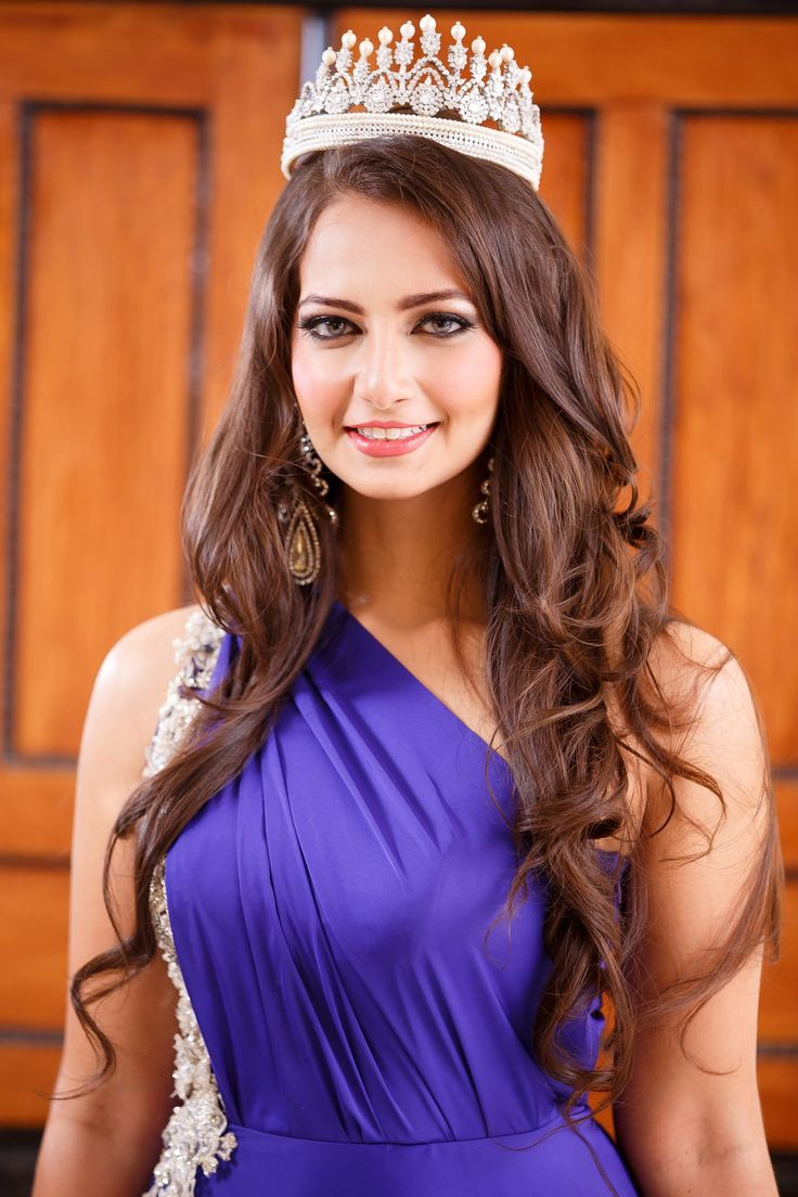 Angela Jayatissa - Miss Sri Lanka International 2015 ...