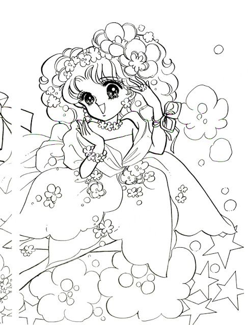 japanese princess coloring pages - photo#46