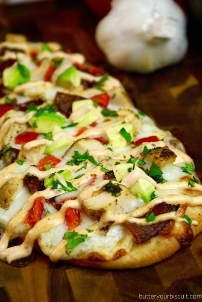 Whoa…this is so yummy!! We pretty much love anything that even resembles a pizza so I kind of knew this was going to be a hit. The chipotle ranch sauce just puts it over the top with flavor. This flatbread is SO easy, and SO delicious and using pre made Naan (flatbread) found in your...Read More »