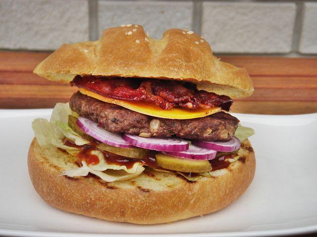 Nem vagyok mesterszakács: Jack Daniel's BBQ hamburger bélszínből
