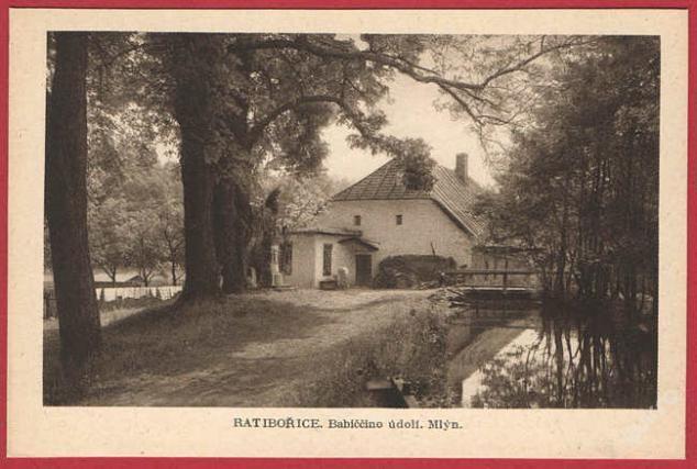 Ratibořice * Babiččino údolí * Náchod *
