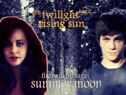 The Twilight Saga Summer Moon, sequel to The Twilight Saga Rising Sun.!!