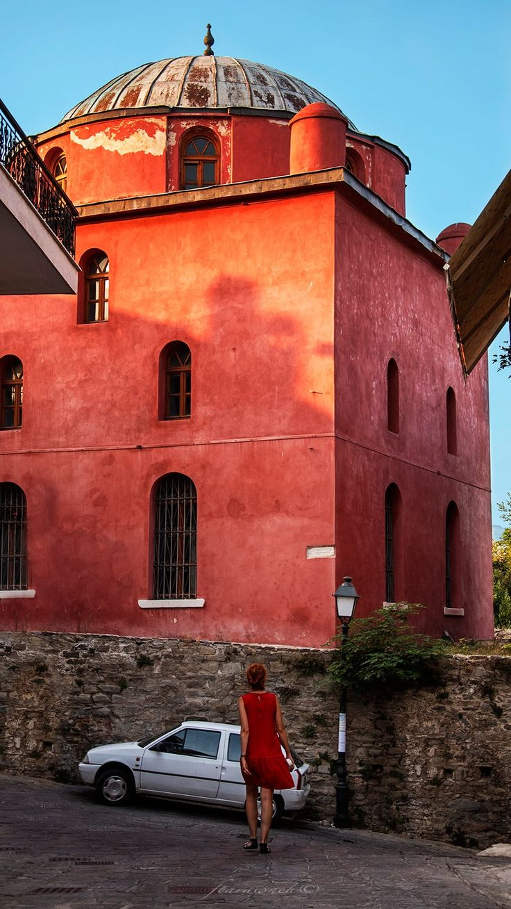 Old Kavala, Greece