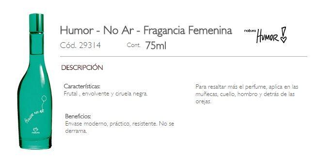 HUMOR-NO AR FEMENINO