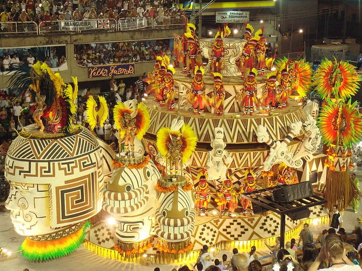 Marvelous Brazilu0027s Rio De Janeiro Carnival Design Inspirations