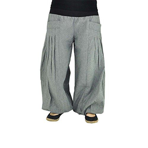 nice virblatt – Yogahose Haremshose Damen Herren Ballonhose Yoga Kleidung – Yogazeit gr/bk Check more at https://designermode.ml/shop/77028031-bekleidung/virblatt-yogahose-haremshose-damen-herren-ballonhose-yoga-kleidung-yogazeit-gr-bk/