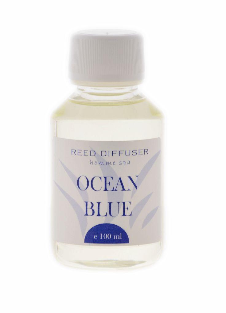 ocean blue reed diffuser