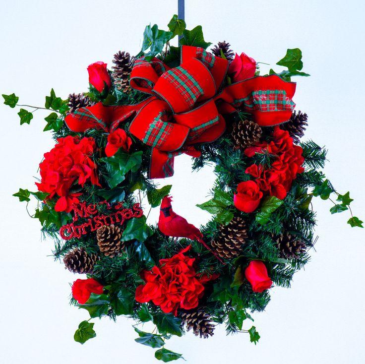 Nostalgia Christmas Wreath - Christmas Wreath