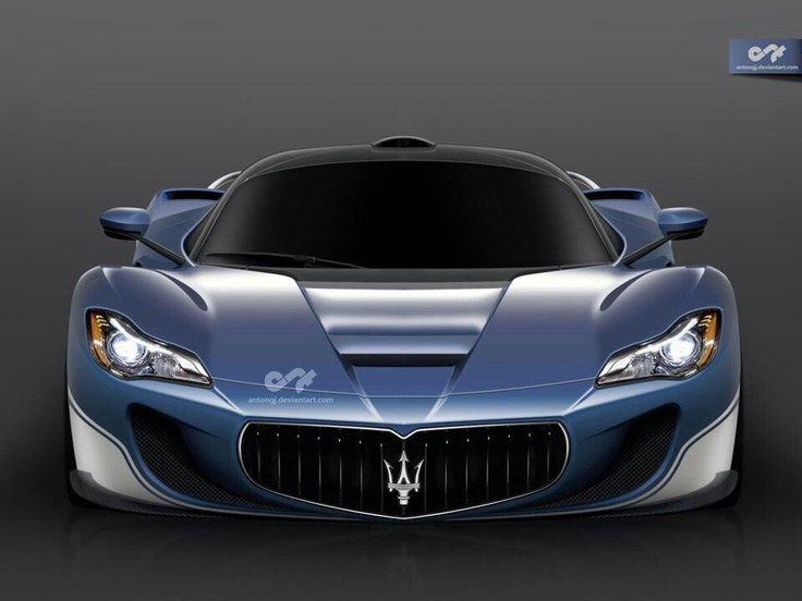 All Cars NZ: 2013 Maserati LaMaserati Rendered