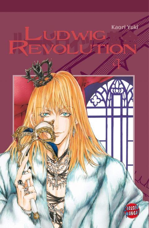 Ludwig Revolution, Band 4 - Taschenbuch   CARLSEN Verlag