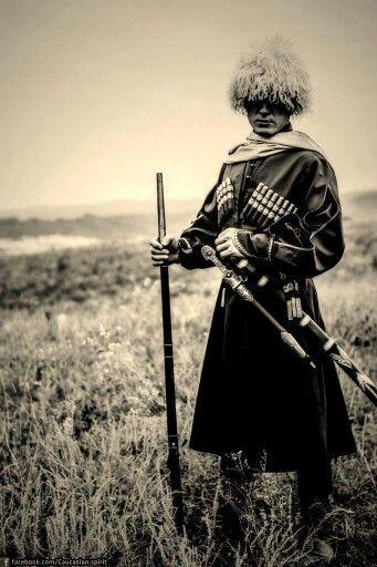 Circassian Knight