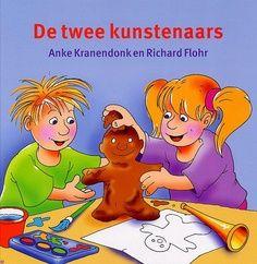 Boekenhoek: de twee kunstenaars