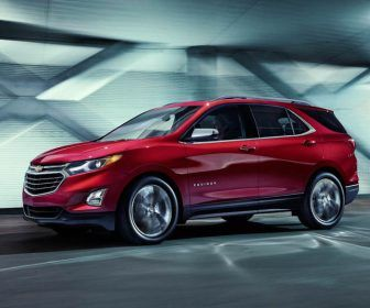 2017 Chevy Equinox changes