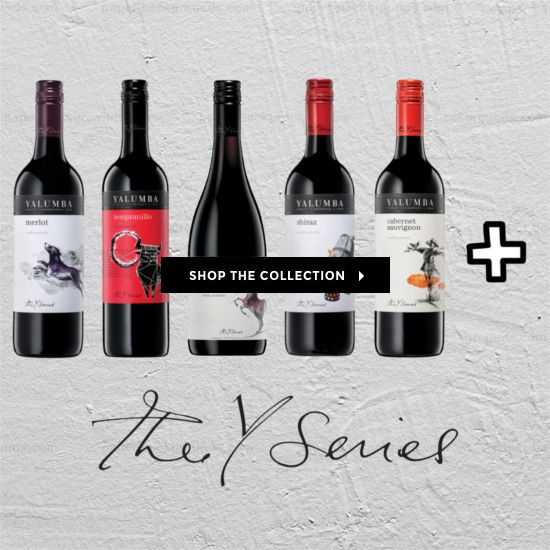 The YALUMBA Y Series Collection - Super Prices! #winecentral #wine #sale