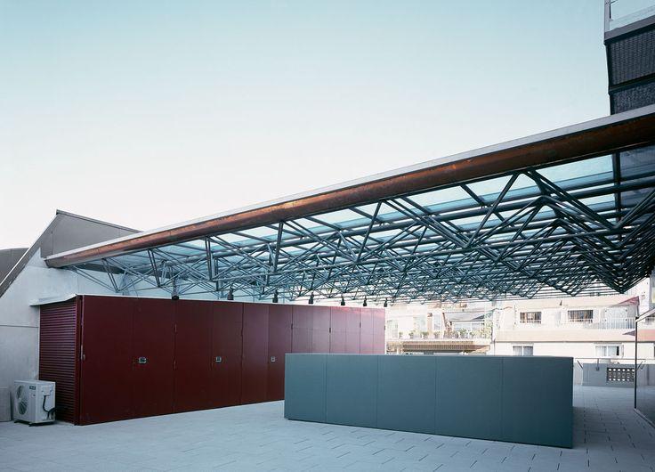 M s de 25 ideas incre bles sobre estructuras metalicas - Cerchas metalicas para cubiertas ...