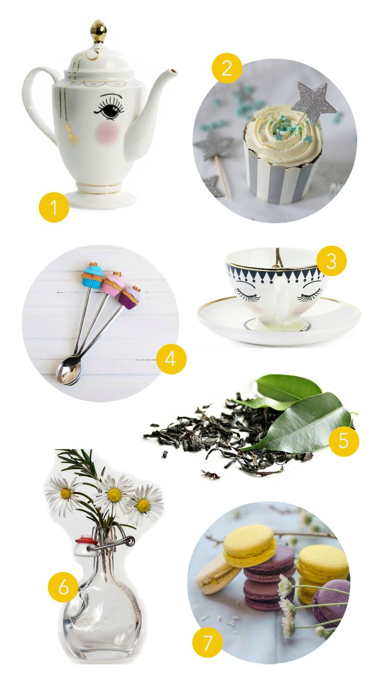 Чайная вечеринка. 7 вещей, о которых стоит не забыть