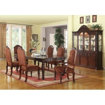 36 Best Dining Room Images On Pinterest  Dining Room Sets Formal Magnificent Traditional Dining Room Sets Cherry Review