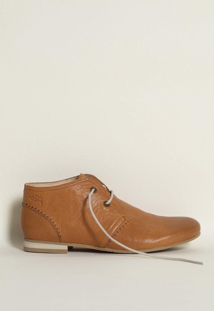 Desert Boot - Ochre