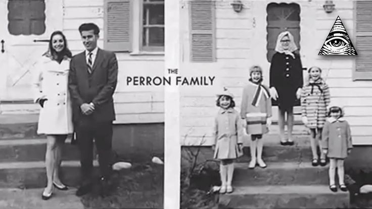 The True Conjuring Story: A First Hand Account of What Really Happened to the Perron Family   The Fortean Slip