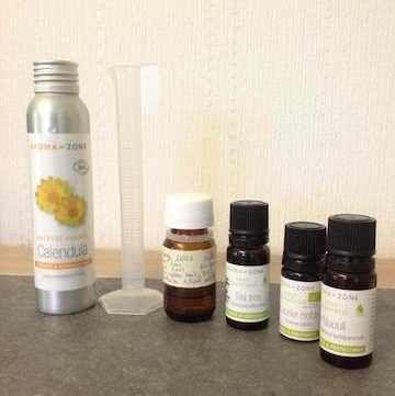 Soigner un mal de gorge en trois jours avec les huiles essentielles