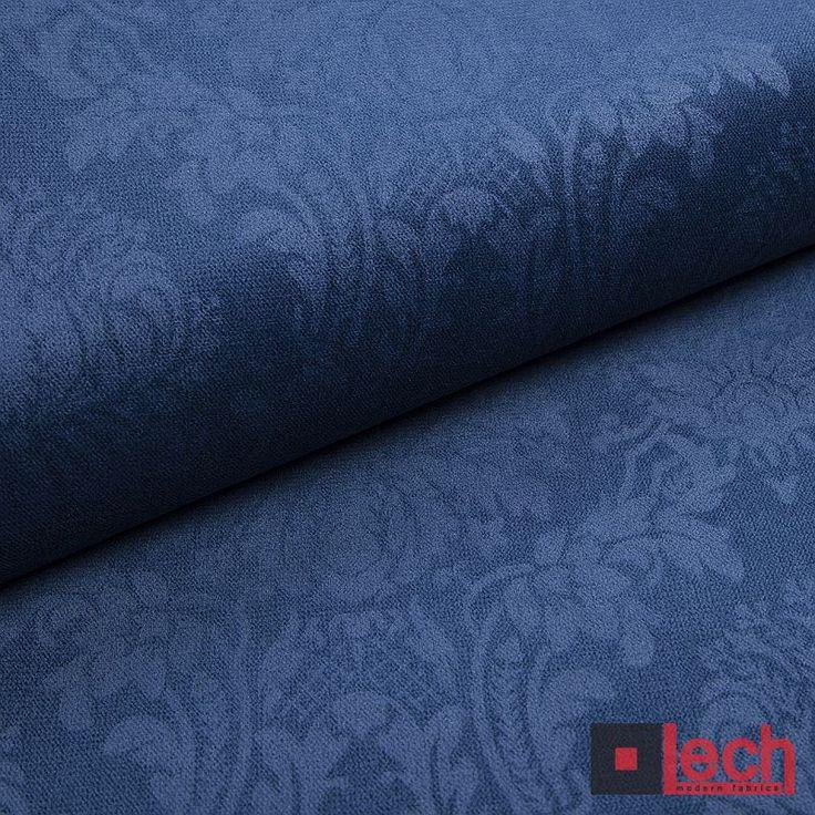 Tym razem Bona w paryskim błękicie :) #nowość #tkaniny #tkaniny_meblowe #Lech_modern_fabrics