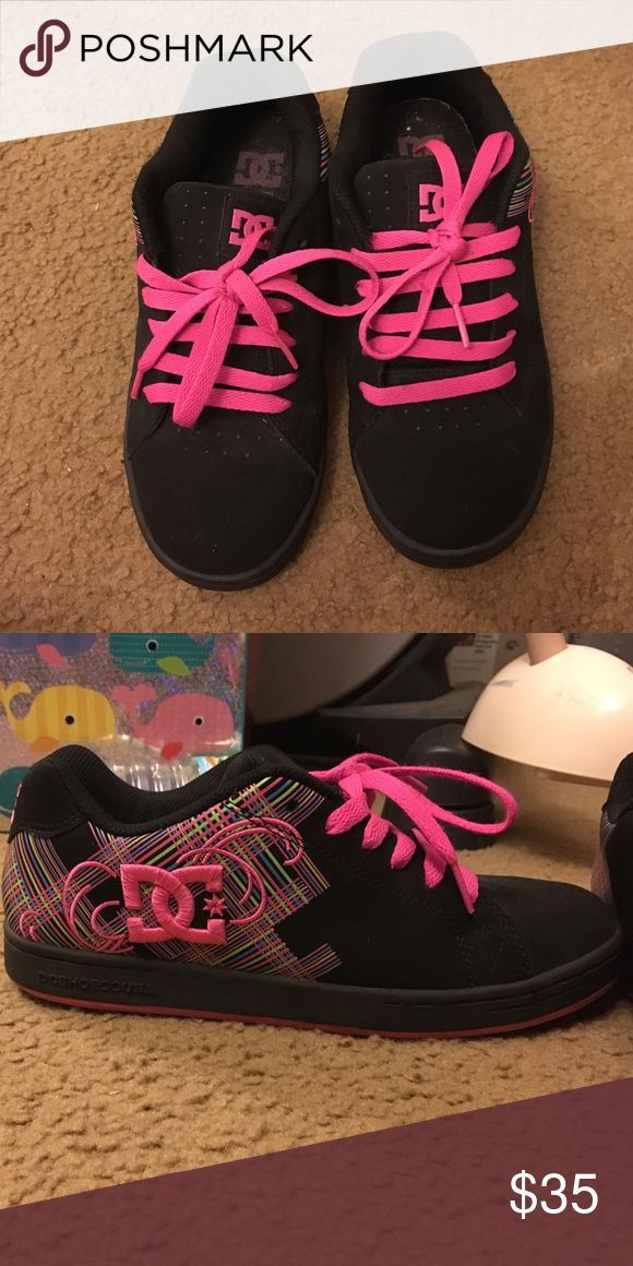 Women's DC pixie shoes Product no longer available on DC site. Comfortable skater or causal shoes. DC Shoes Sneakers