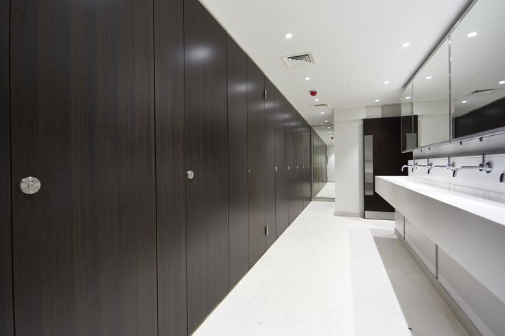 Maxwood Washrooms: Washrooms bring executive style to iconic offices 5 of 5