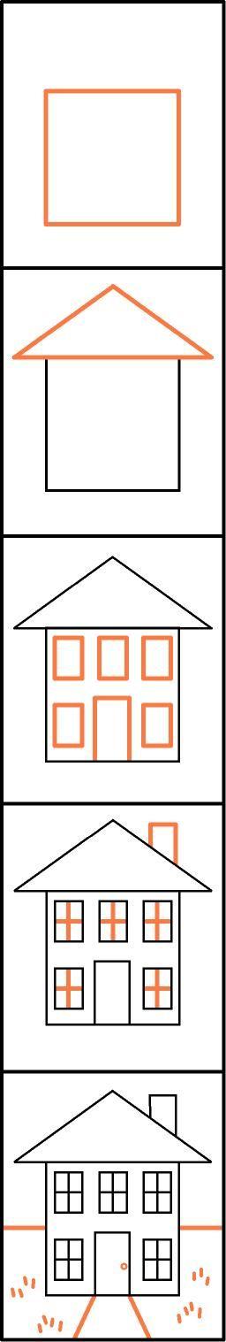 Vormen - huis