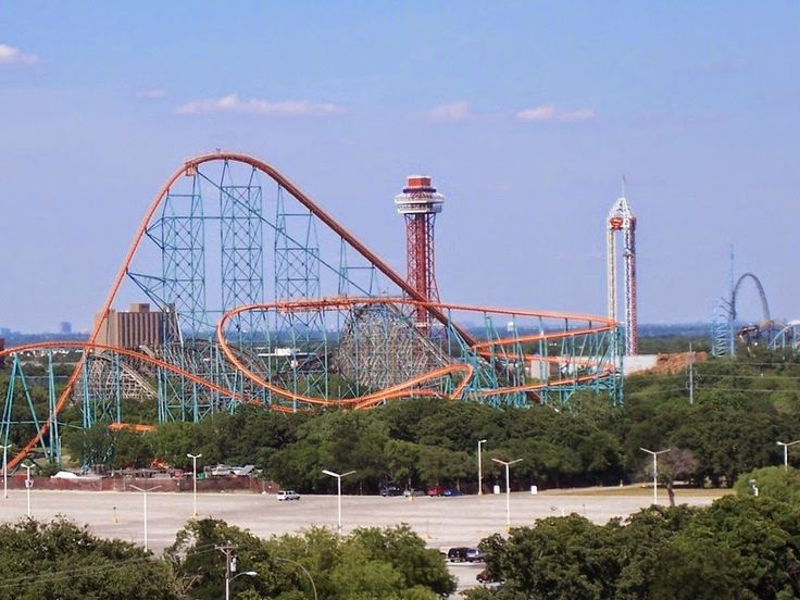 Six Flags New Rides 2015 | Wednesday, August 6, 2014