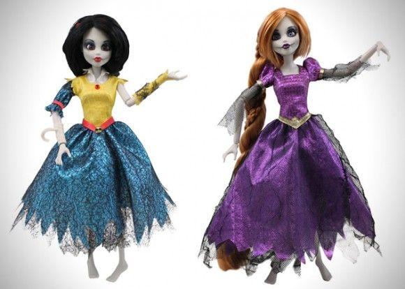 ディズニー好きもマストハブ!? ディズニープリンセス風のゾンビ人形を米アマゾンで発見ッ!