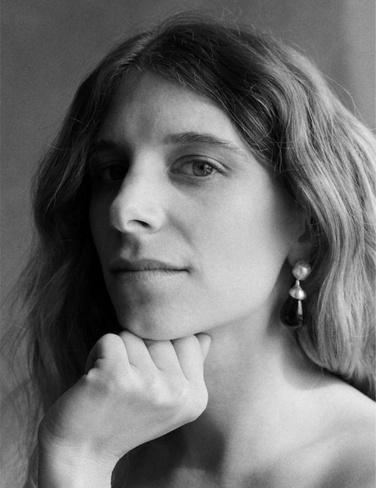 Audrey earrings | Simon James Design