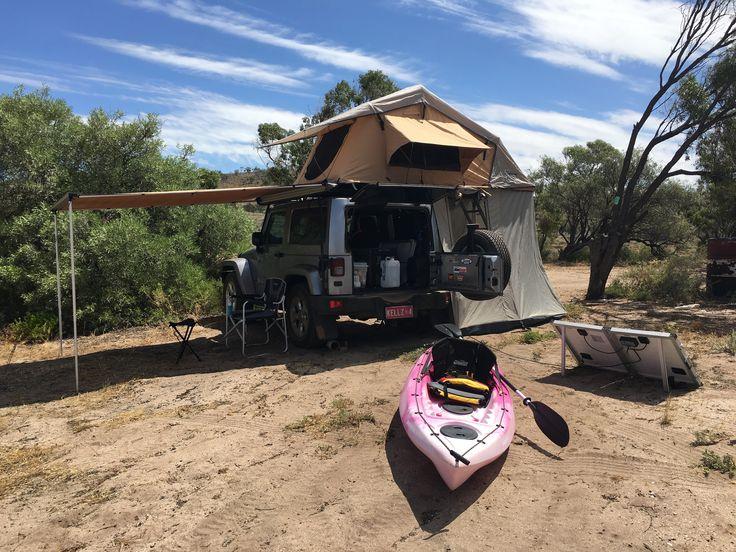 Camp Set-ups Part 2